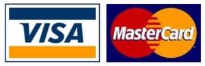 VISA・masterカード